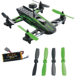 RISE Vusion 250 Racer FPV-R Racing Drone 200mW