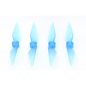 RaceKraft 5038 Prop Set 2 Blade –  Clear Blue