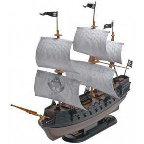 Revell 1/350 Snap Pirate Ship Black Diamond