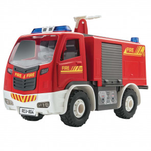 Revell Fire Truck Junior 1/20 Scale Plastic Model