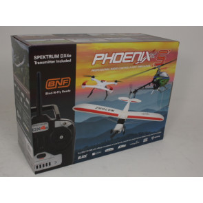 Phoenix R/C Pro Simulator V5.0 with DX4e