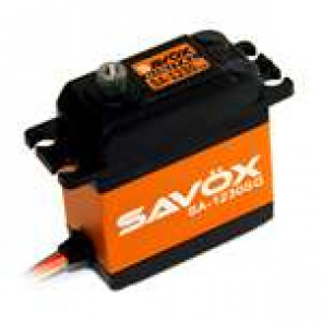Savox SA-1230SG Monster Torque Steel-Gear digital servo