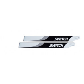 Switch Blades 383mm Premium Carbon Fiber Blades