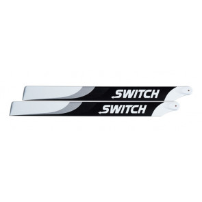 Switch Blades 693mm Premium Carbon Fiber Blades