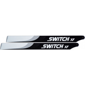 Switch 713mm XF Premium Carbon Fiber Blades