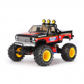 Tamiya 1/10 Blackfoot Monster Truck 2016 2WD Kit