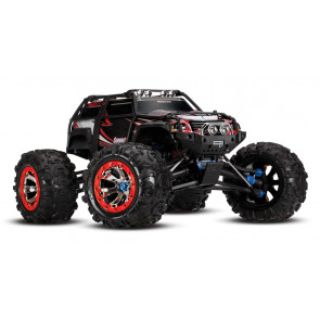 Traxxas Summit RTR 4WD EP Monster Truck w/ TQi 2.4GHz No Battery and Charger Black
