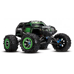 Traxxas Summit RTR 4WD EP Monster Truck w/ TQi 2.4GHz No Battery and Charger Green
