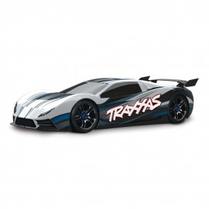 Traxxas 1/7 XO-1 Supercar TSM/TQi Brushless 4WD White