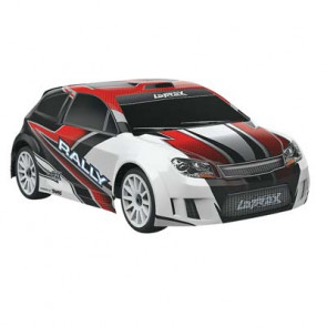 Traxxas 1/18 LaTrax Rally Waterproof RTR Red