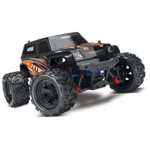 Traxxas 1/18 LaTrax Teton RTR Orange