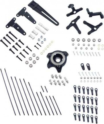 HIROBO SD SWM PP PARTS SET