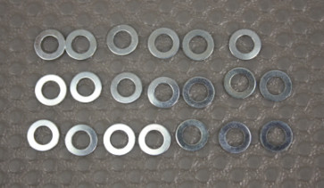 HIROBO FLAT WASHER 4X8X0.5