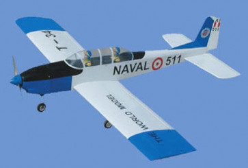 AirBorne Models T-34 BLUE 58""