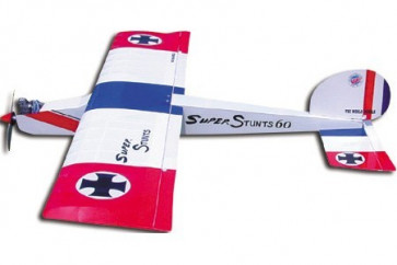 AIRBORNE MODELS SUPER STUNTS 60