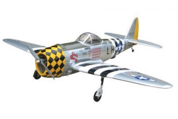 AIRBORNE MODELS P-47D THUNDERBOLT 1/7 SCALE