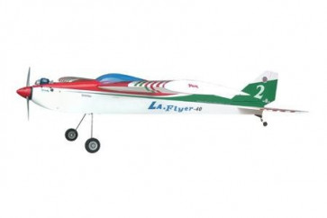 AIRBORNE MODELS LA FLYER 40 - GREEN