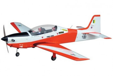 AIRBORNE MODELS TUCANO 60 (ORANGE/WHITE)