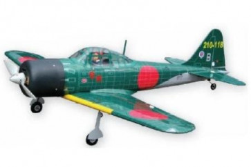 AIRBORNE MODELS ZERO FIGHTER EP