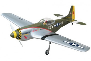 AIRBORNE MODELS P-51 MUSTANG EP (40)