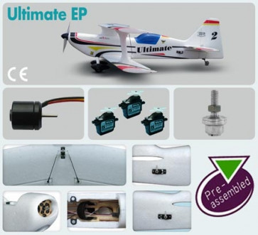 THE WINGS MAKER ULTIMATE EP (Pre-assembled Combo)