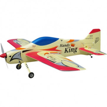 AIRBORNE MODELS HANDY KING EP 40 KIT, GRAY