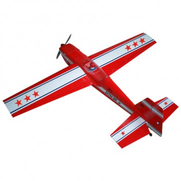 THE WINGS MAKER Extra 300-30 ARF, RED