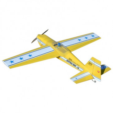 THE WINGS MAKER EXTRA 300-30, ARF, YELLOW