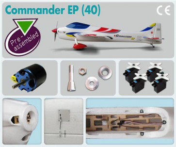 THE WINGS MAKER AIRMASTER EP (40) (Pre-assembled Combo)