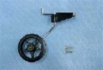 AIRBORNE MODELS TAIL WHEEL ASSEMBLY EP