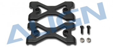 ALIGN Tailboom Support Rods Reinforcement Plates