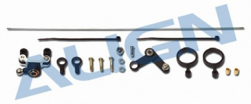 Align Metal Tail Pitch Assembly without tail rotor holder (METAL)