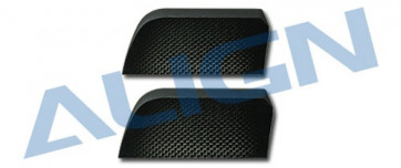 Align 450 Carbon Flybar Paddle