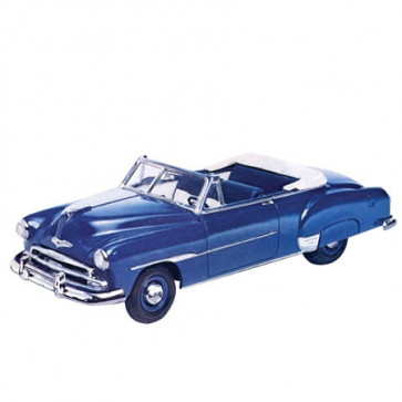AMT 1/25 '51 Chevy Convertible Model Kit
