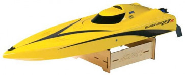 AquaCraft SuperVee 27R Brushless FE 2.4GHz, RTR, Yellow