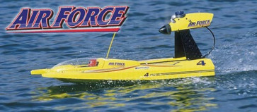 Airforce Airboat RTR Green