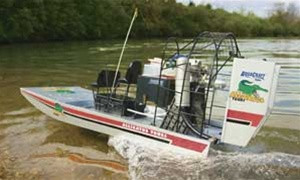AquaCraft Alligator Tours Airboat RTR A4