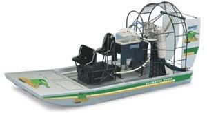 AquaCraft Alligator Tours Airboat RTR A6