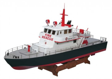 AquaCraft Rescue 17 Fireboat 2.4GHz RTR