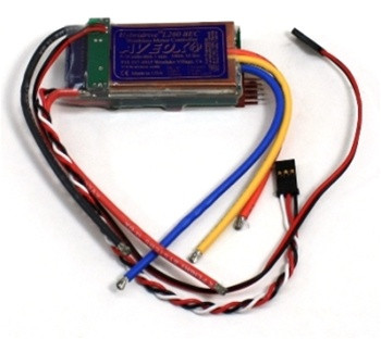 AVEOX L260 SPEED CONTROLLER 4-16 CELLS