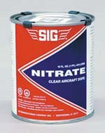SIG NITRATE CLEAR DOPE PINT