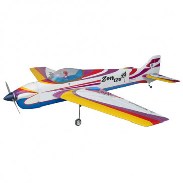 Airborne Models Zen 120 ARF, Purple