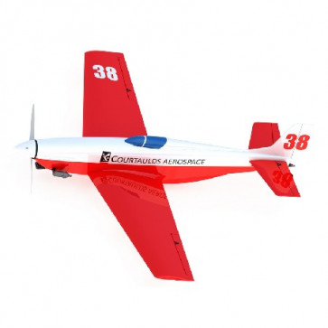 AirBorne Models Vendetta (Red/White) with Electric Retracts