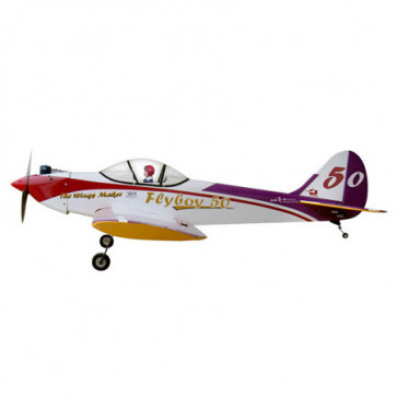 AIRBORNE MODELS THE WINGS MAKER Fly Boy 50