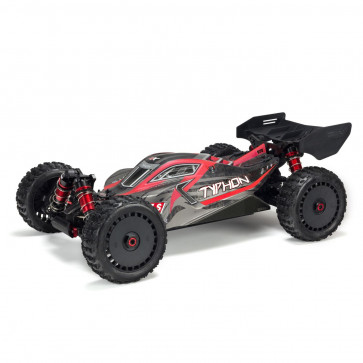 ARRMA 1/8 TYPHON 6S BLX 4WD Brushless Buggy RTR RD/Grey