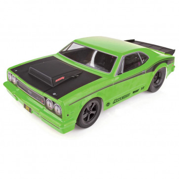 ASSOCIATED 1/10 DR10 2WD Drag Race Car Brushless RTR, Green