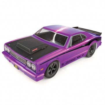 ASSOCIATED DR10 RTR LiPo Combo: Purple