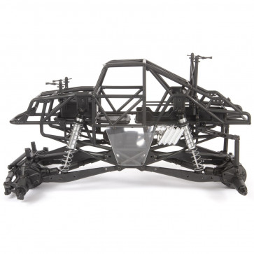Axial SMT10 1/10 Scale Monster Truck Raw Builders Kit