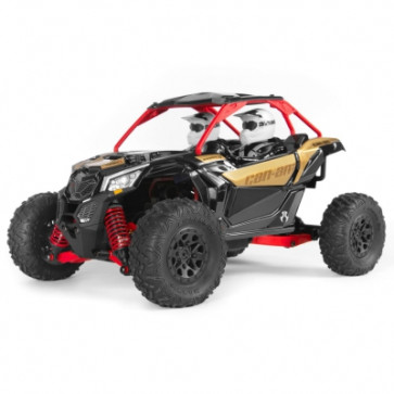 Axial 1/18 Yeti Jr. Can-Am® Maverick 4WD Brushed RTR