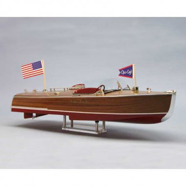 Dumas 1941 Chris Craft Hydroplane Boat